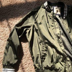 Ci Sono green jacket